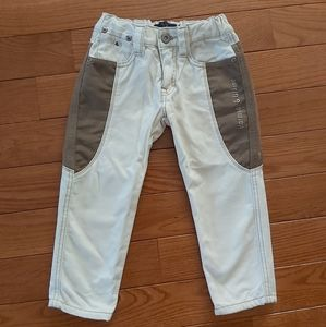 Italian super cute toddler boys jeans